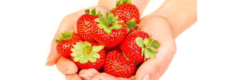Las fresas podrían ayudar en la mejora de los síntomas de la enfermedad inflamatoria intestinal