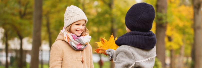 Cómo reforzar el sistema inmunitario infantil en otoño